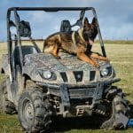 A1K9-Family-Protection-Dog-Izzo-laying-on-the-Rhino-7411