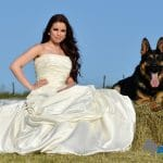 Katie-in-Wedding-Dress-with-A1K9-Protection-Dog-Cirus-4065