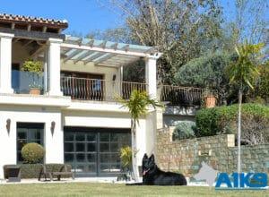 A1K9 family protection dog Loga Spain 0610