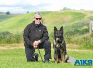A1K9 Dog Trainer Dan