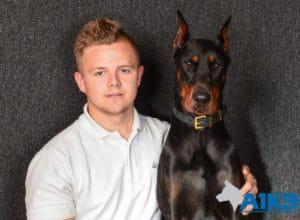A1K9 Dog Trainer Rhys