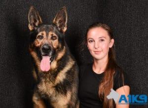 A1K9 Dog Trainer Sophie