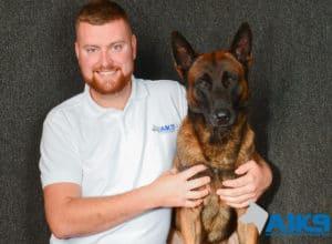 A1K9 Dog Trainer Tom